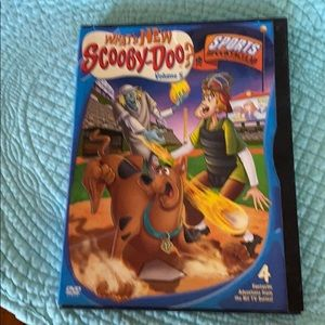 What's New Scooby doo Volume 5 Sports ⚾️